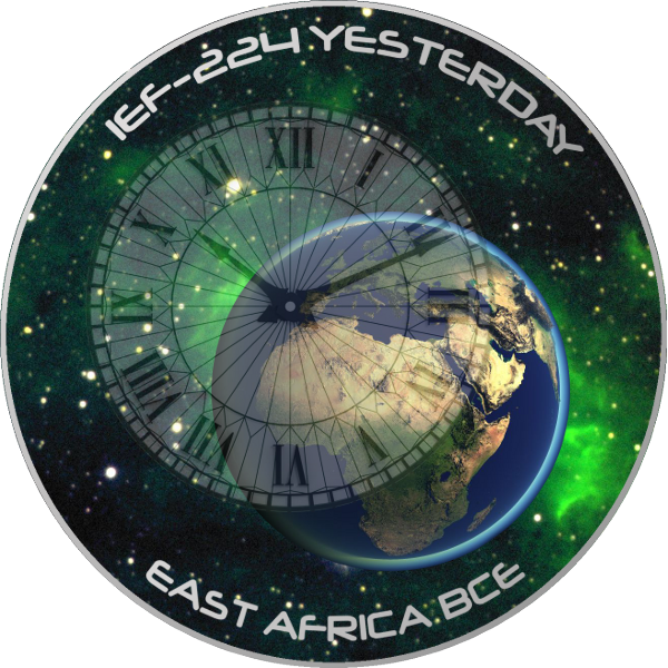 Beyond Yesterday Mission Patch